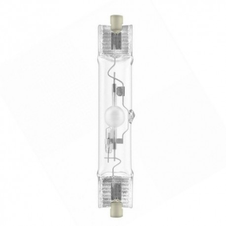 150W 10,000K HQI Metal Halide Bulb, Double Ended